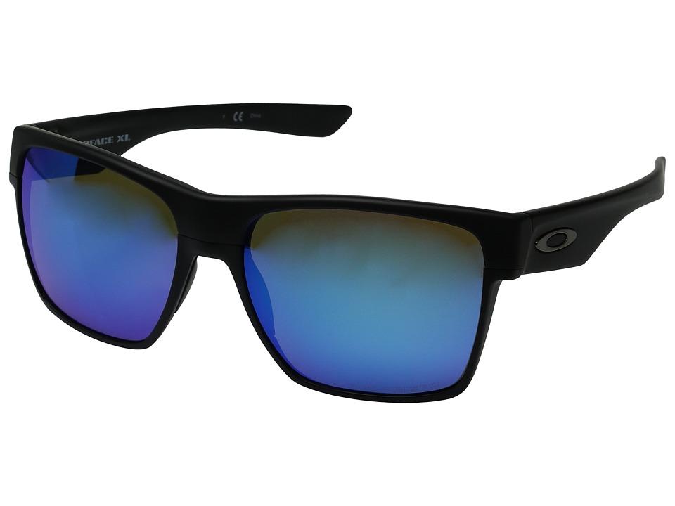c83989b4c7b ... UPC 888392232137 product image for Oakley - Two Face XL (Matte Black Sapphire  Iridium