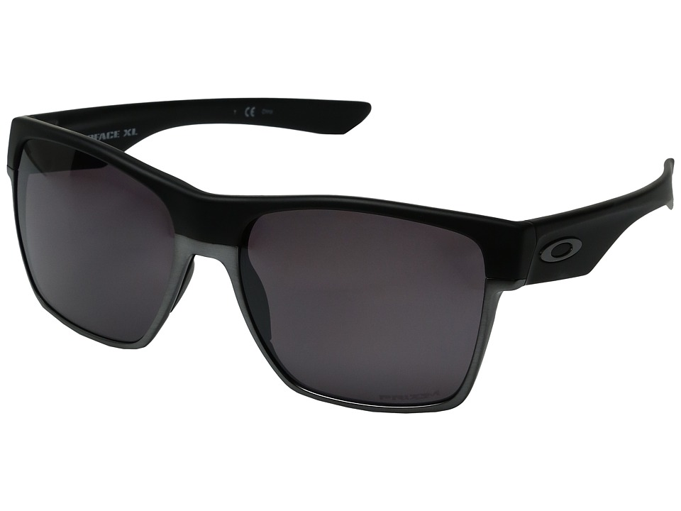 fe06114b3c9 Oakley Twoface Matte Black With Prizm Daily Polarized