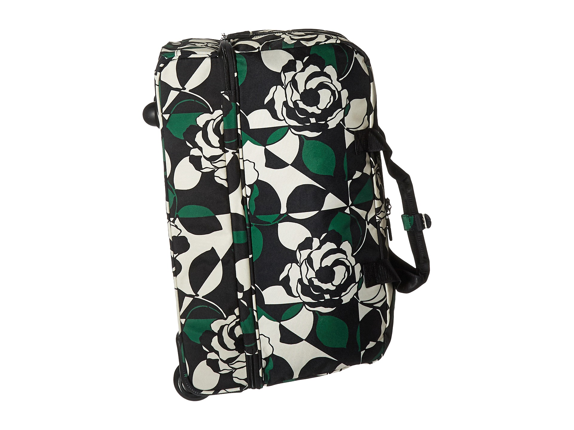 Vera Bradley Luggage Lighten Up Wheeled Carry On Zappos