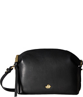 Brighton Teegan Soft Satchel Black Madison Rose Shipped