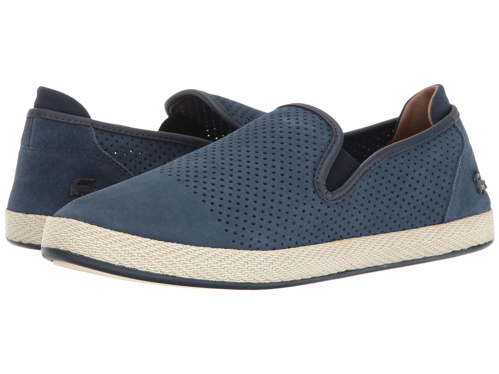 separation shoes 7ccf8 2238c delicate Lacoste Tombre SlipOn 117 1 Cam at