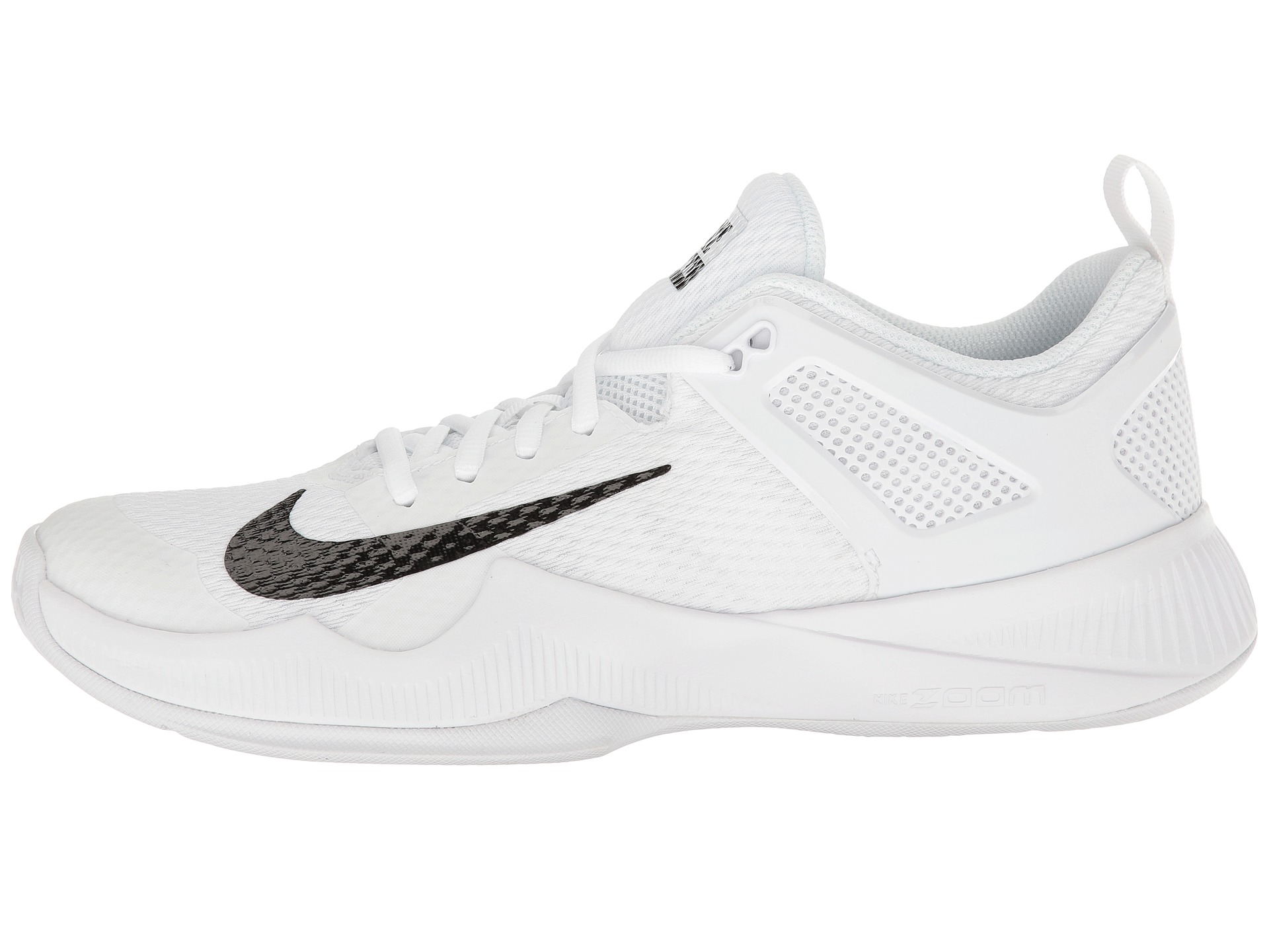 74b3fb6e355d nike air zoom hyperace white Find the Nike Zoom HyperAce 2 Women s  Volleyball Shoe ...