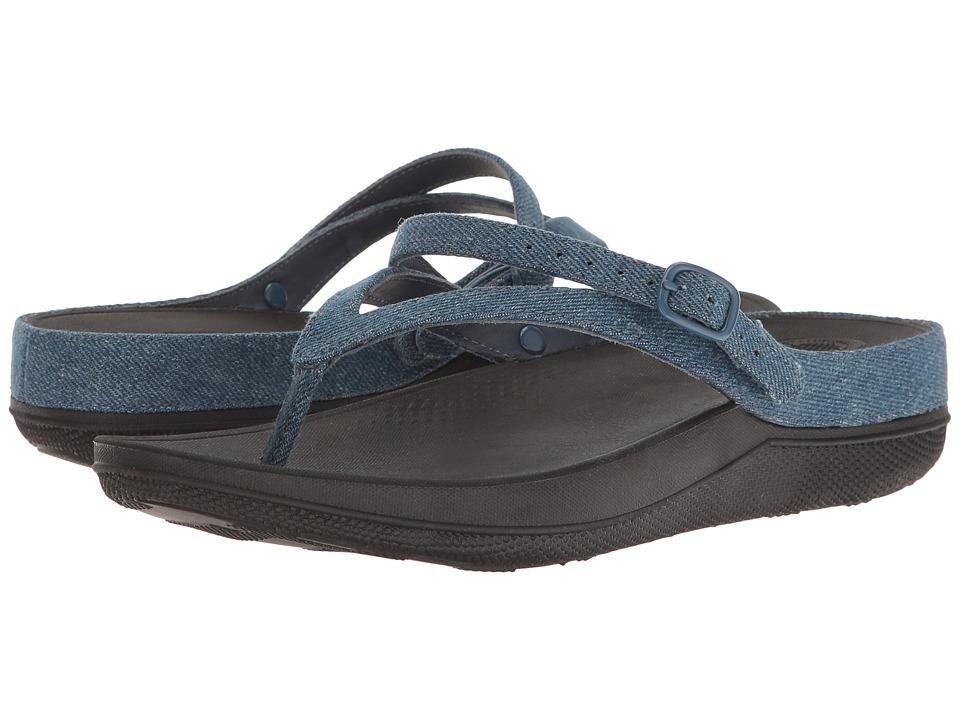 Flip SandalsdenimWomen's Shoes From Sku Fitflop 8850513 CrxeBQdEoW