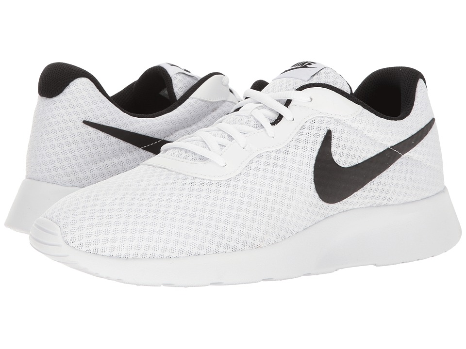 885178795916 UPC - Nike Tanjun (White/Black) Men's Running Shoes