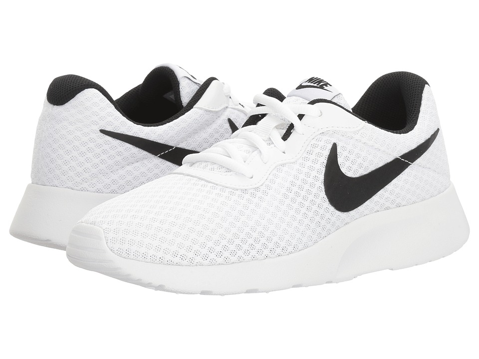 94118f4ec43a Nike - Tanjun (White Black) Women s Running Shoes