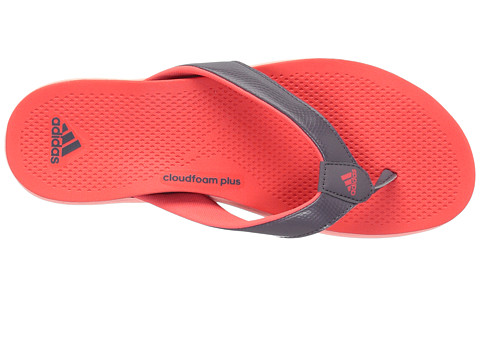 20728d8bc5453 adidas womens black purple sport training sleekwana ultrafoam slides sharp  45GC adidas ultra foam flip flops