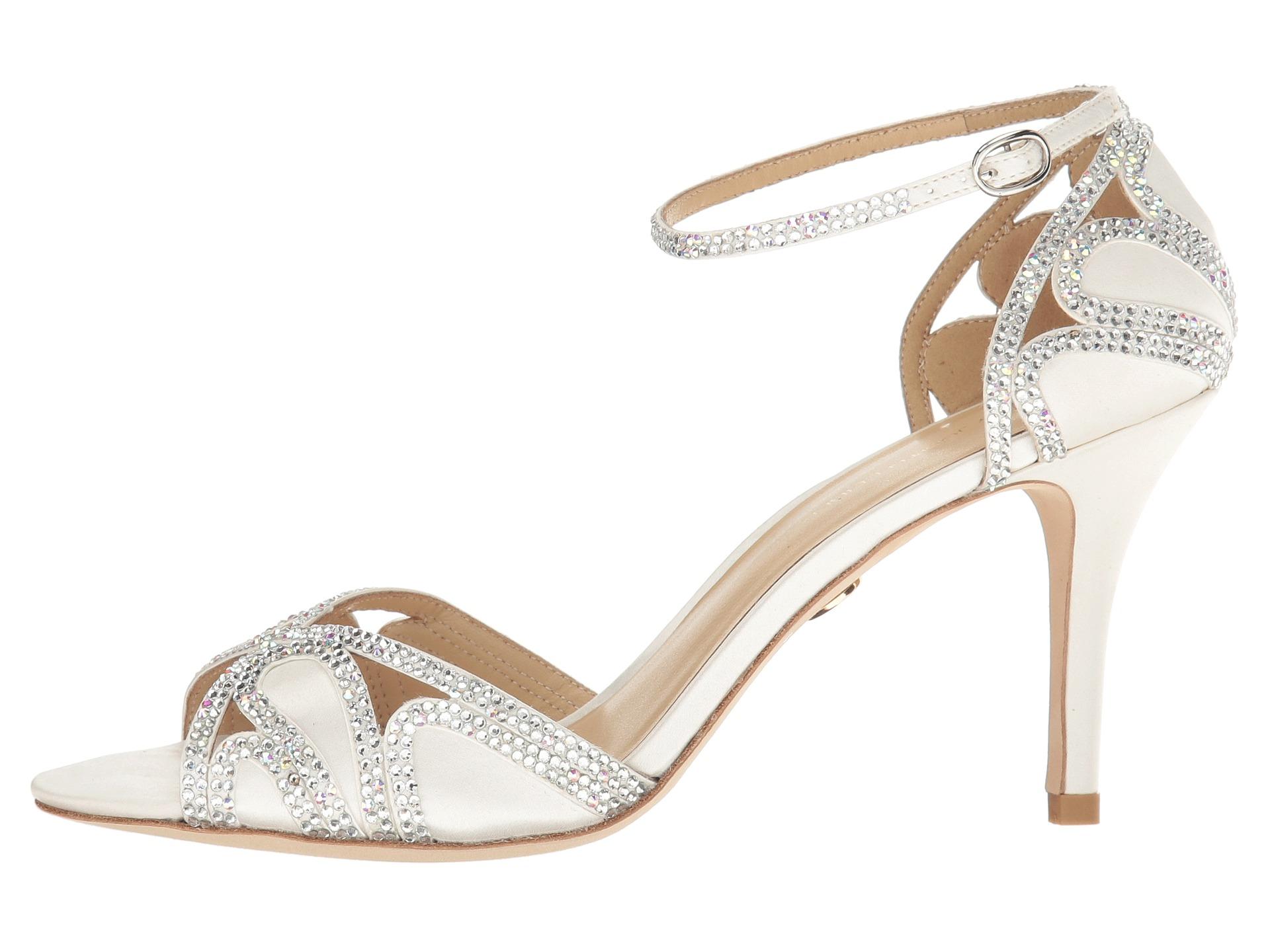 Judith Leiber Wedding Shoes