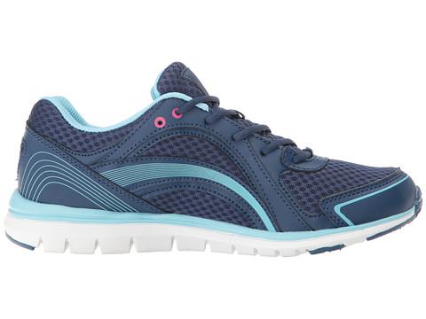 Ryka Aries Black Grey Blue Women S Shoes