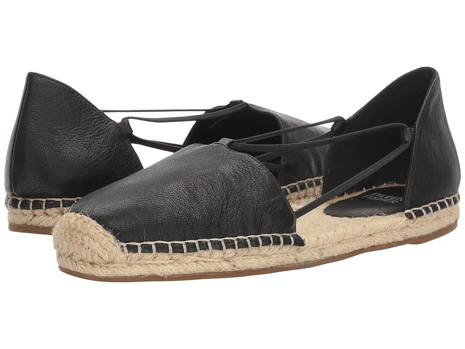 245e8088125 Eileen Fisher Lee (Black Tumbled Leather) Women