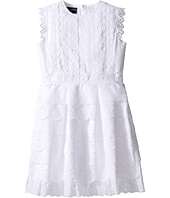Vince Camuto Fitted Lace Dress Shipped Free At Zappos