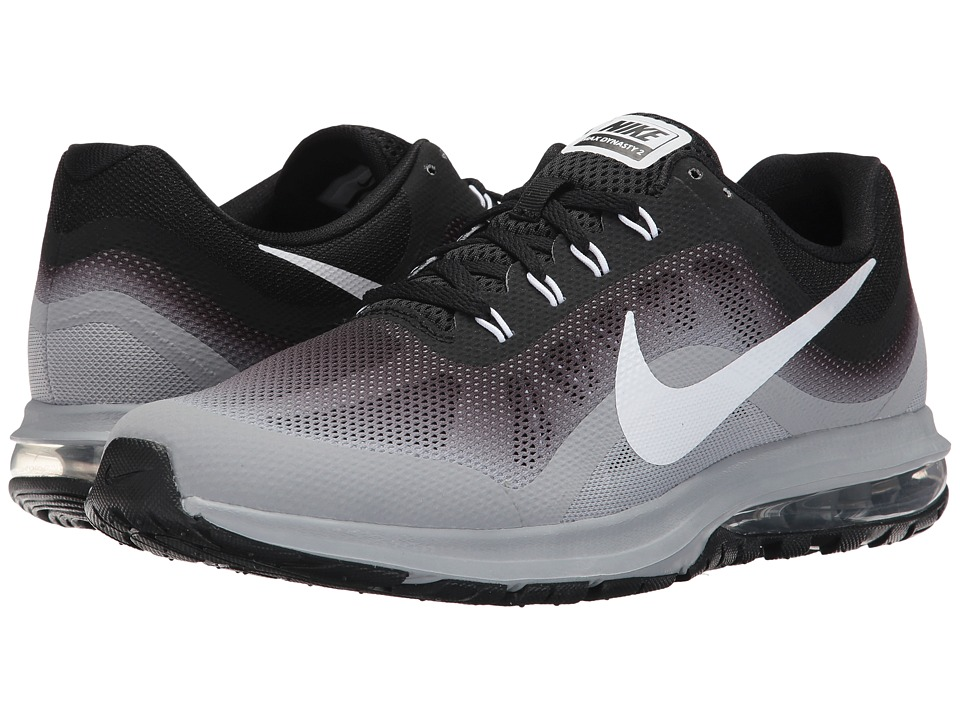 buy online da227 49804 ... Men s Air Max Dynasty Running Shoes (Black White UPC 886548003754  product image for Nike - Air Max Dynasty 2 (Black White