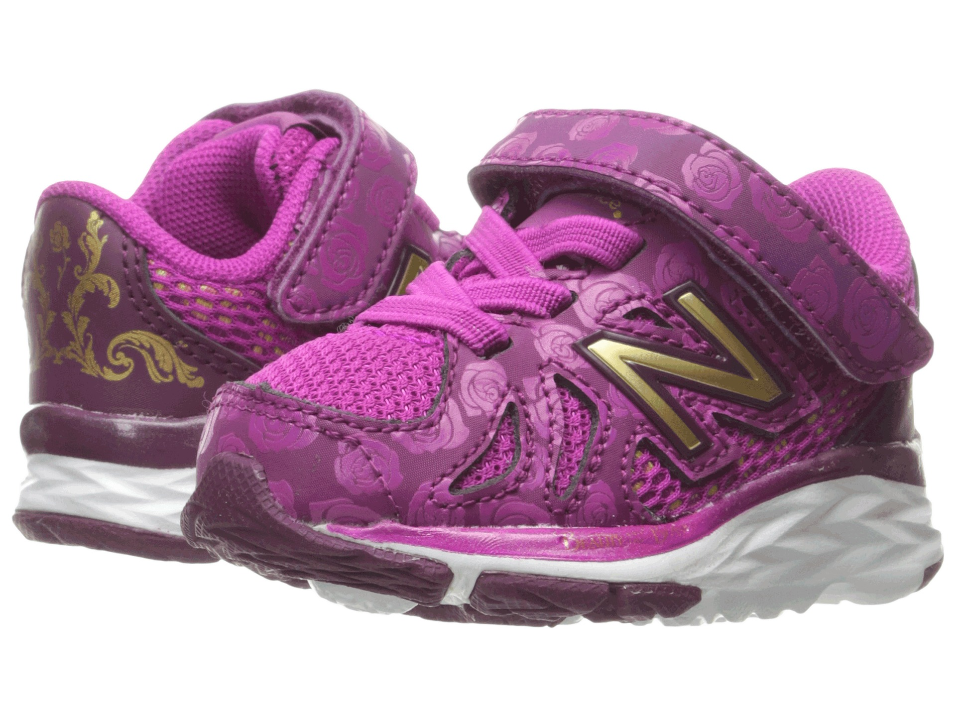 New Balance  Infant Girls Shoes Purple Review