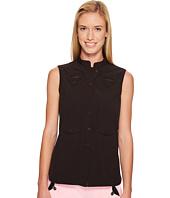 Jessica Simpson Sleeveless Dress W Contrast Armhole And