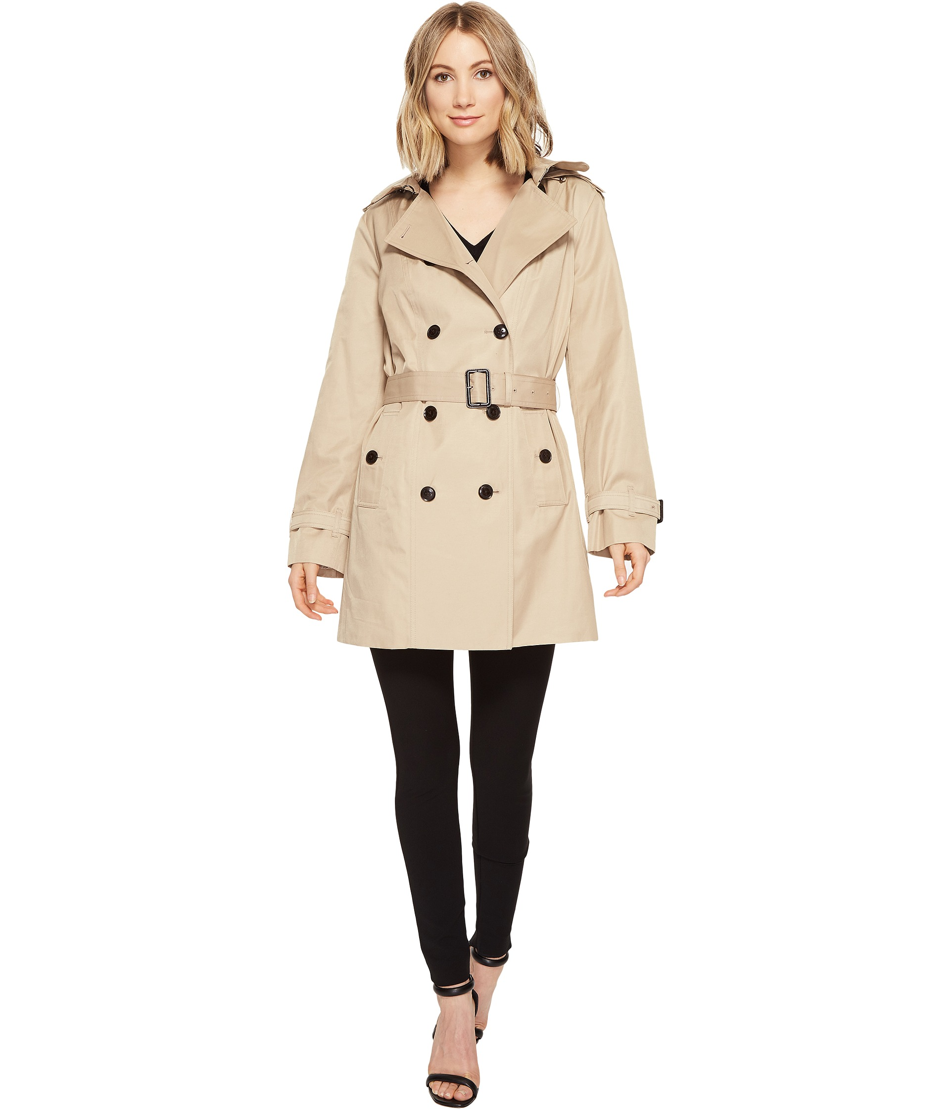 Michael Kors Trench Coat Removable Lining Tradingbasis