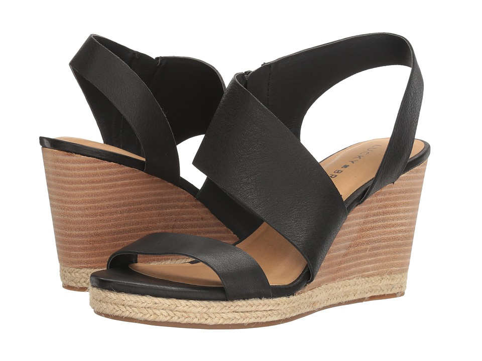 Lucky Brand - Lowden (Black) Women's Shoes