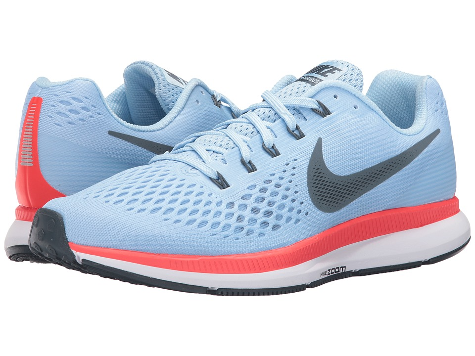 884726262016 UPC - Nike Air Zoom Pegasus 34 (Ice Blue Blue Fox ... a936dc144e