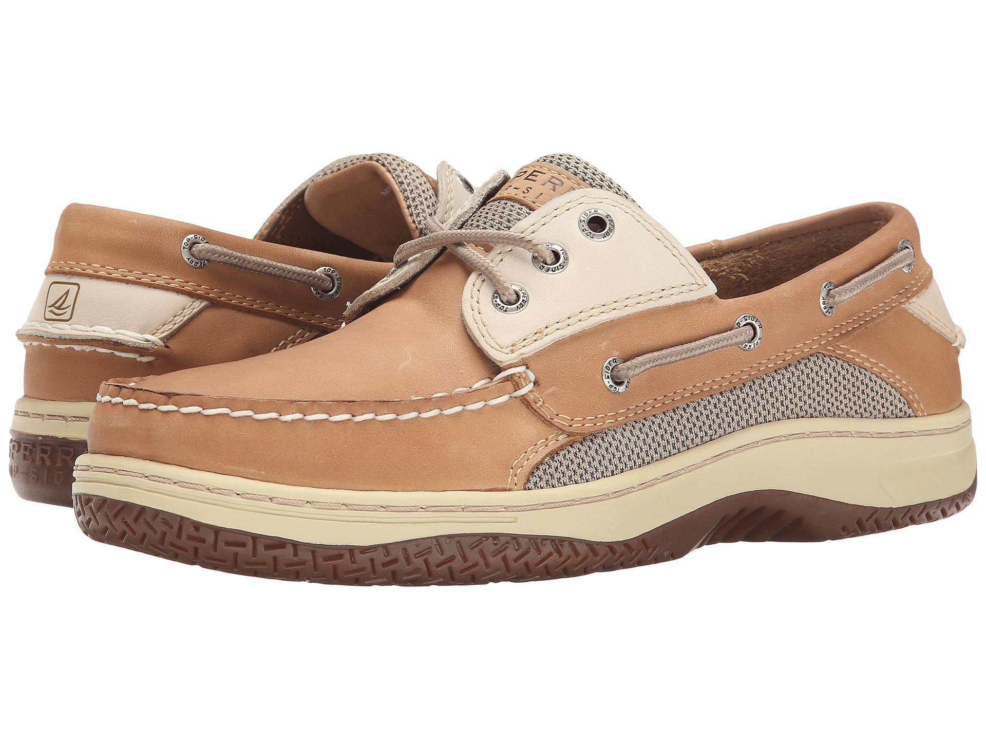 Sperry Top-Sider Billfish 3-Eye Boat Shoe - Zappos.com ...