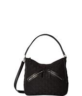 Calvin Klein Chelsea Quilt Crossbody Black Shipped Free