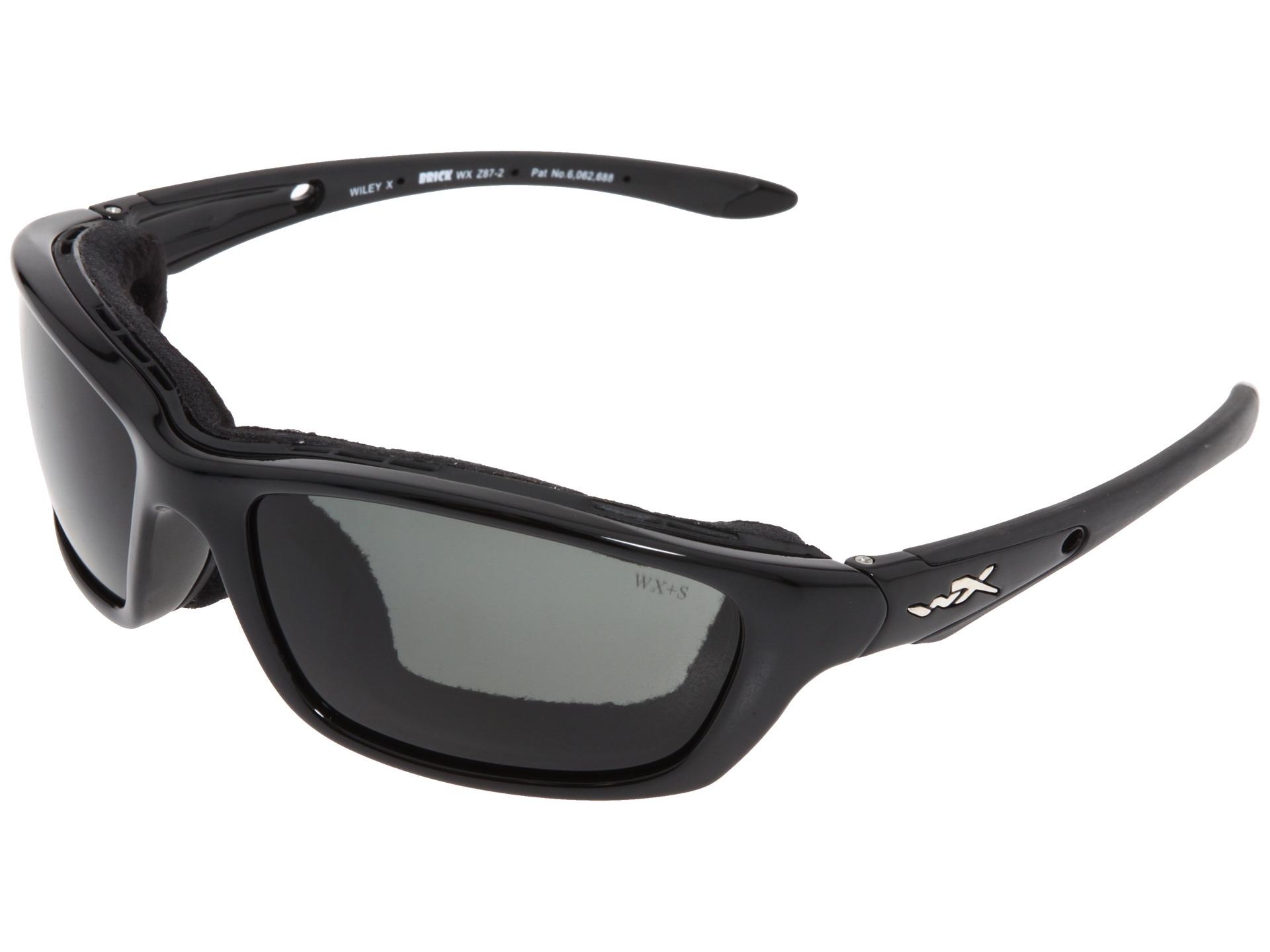 c502eb732ca Wiley X Eyewear Brick Polarized BOTH Ways on PopScreen