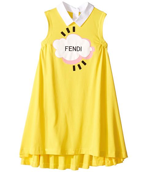 c0e75f5a0c0 Logo Fendi Dress