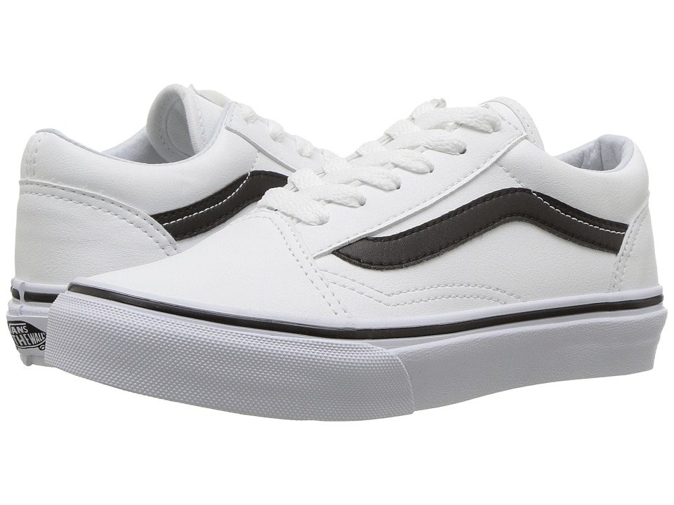 Buy white vans with black line \u003e 55% OFF!