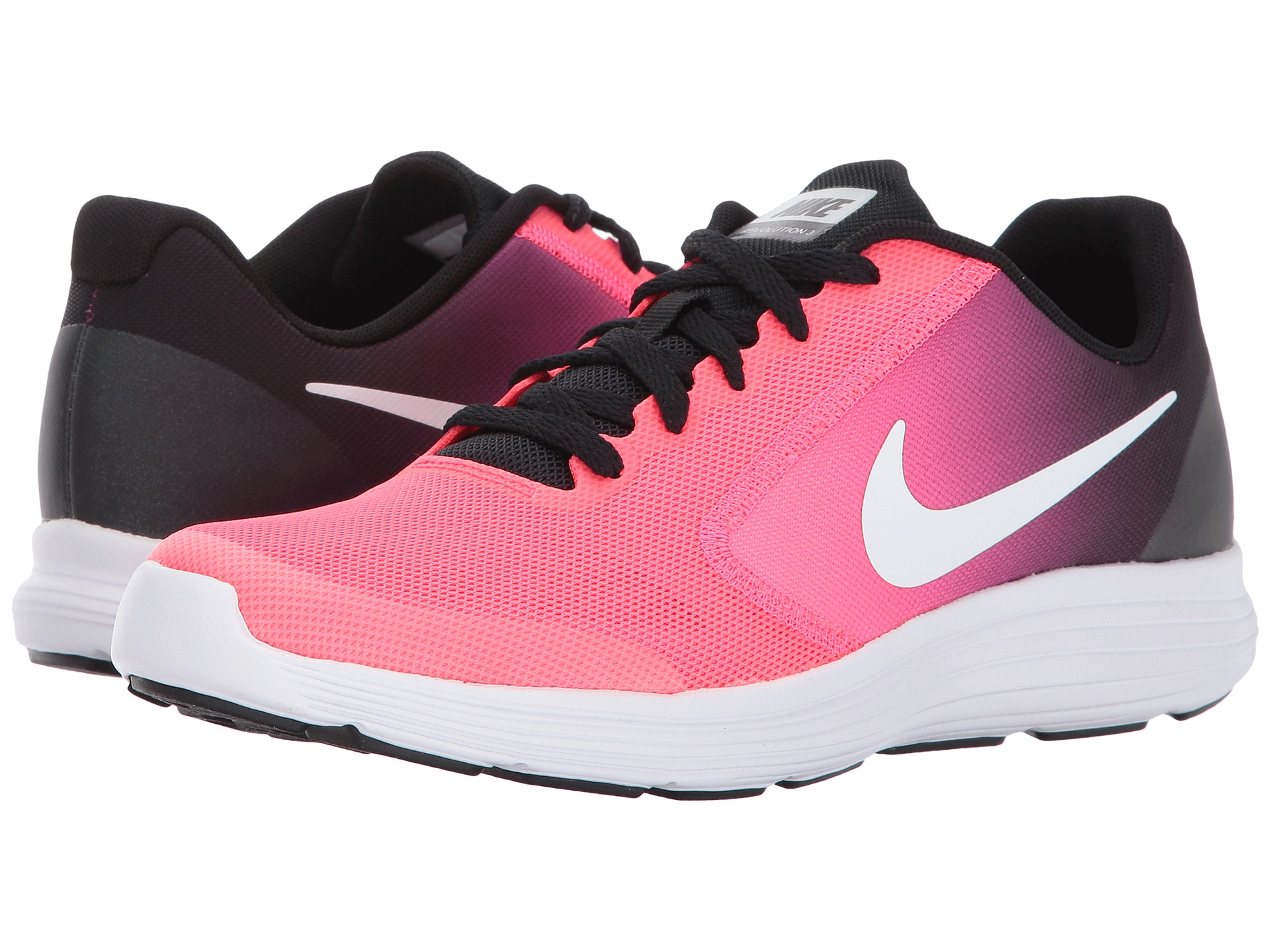 Girls Nike Big Kids Running Shoes Size