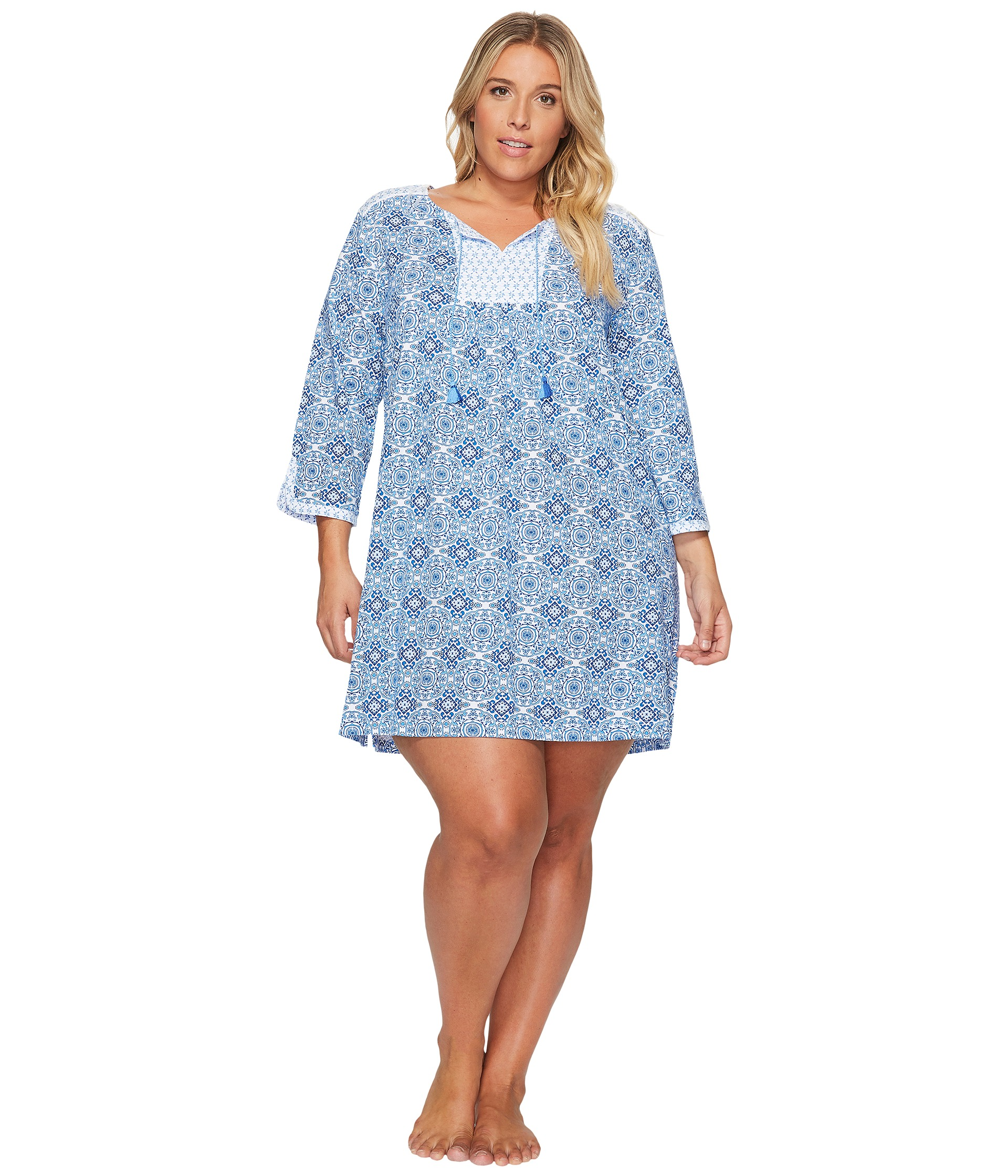 2bc6996e5c Look and feel your best with our great selection of plus size sleepwear for  women.