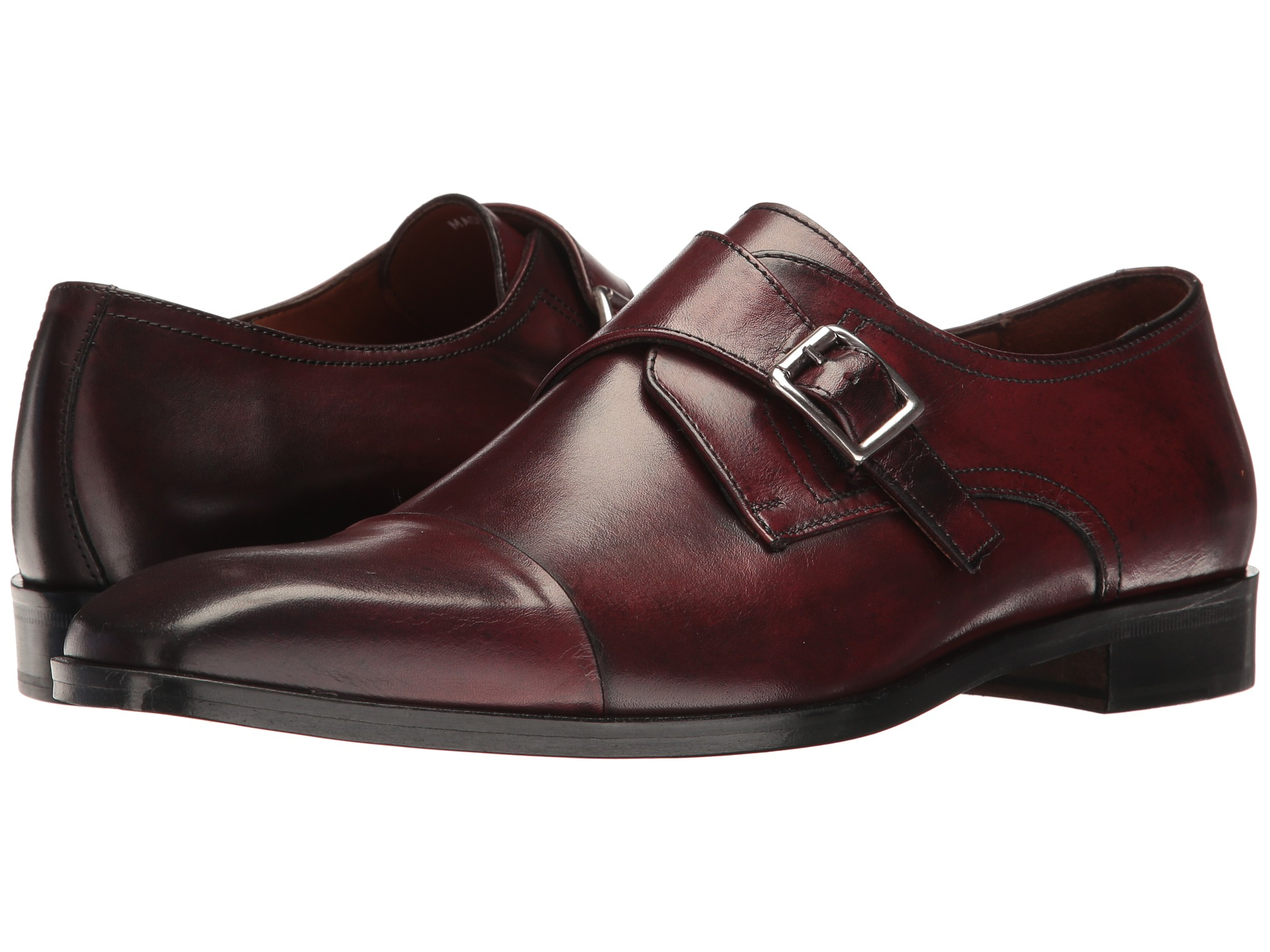 Monk Shoe With Platform Sole For Girls