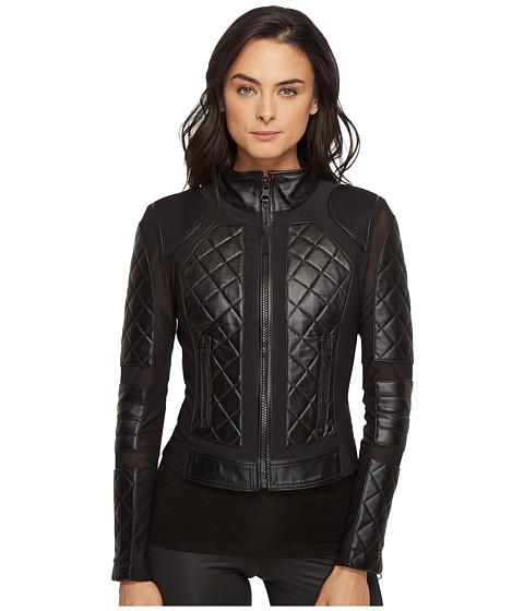 Blanc Noir Moto Jacket Black Zappos Com Free Shipping