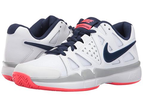 Juniors Air Vapor Advantage Tennis Shoes