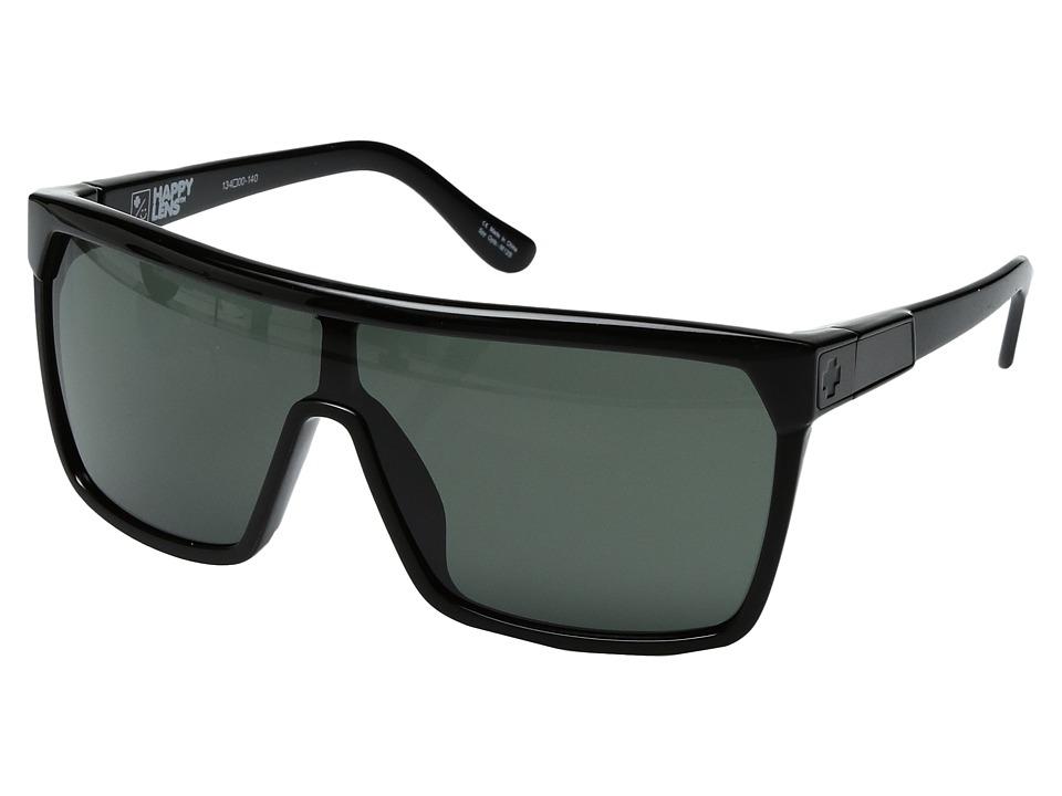 7c9ce626be Spy Hielo Sunglasses Matte Black Happy Bronze