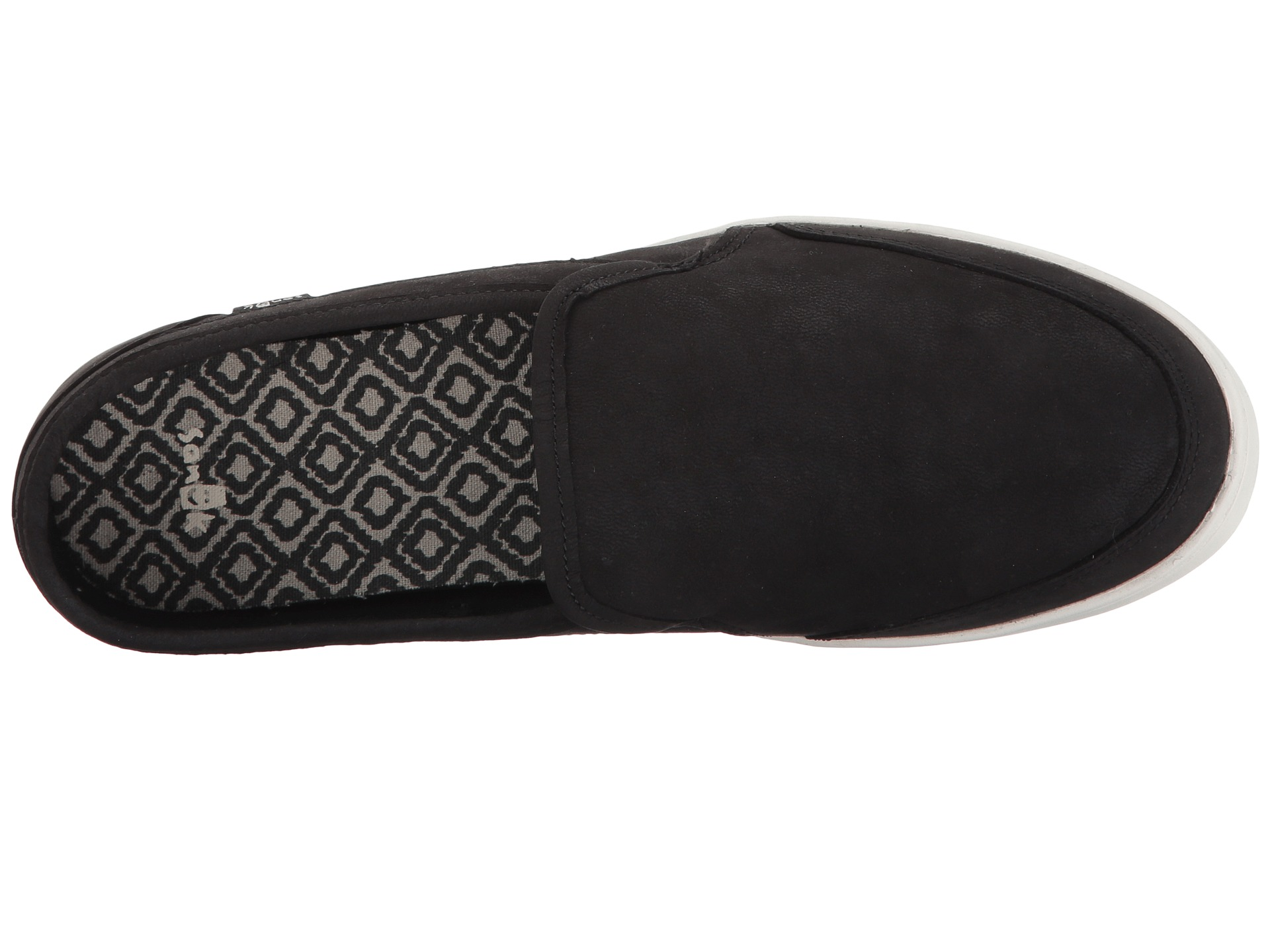 Sanuk Pair O Dice Leather Slip On Shoes Reviews