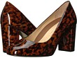 Leopard Patent Leather