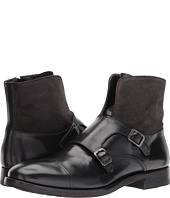 Minnetonka Suede Ankle Boot Black Suede Black Shipped