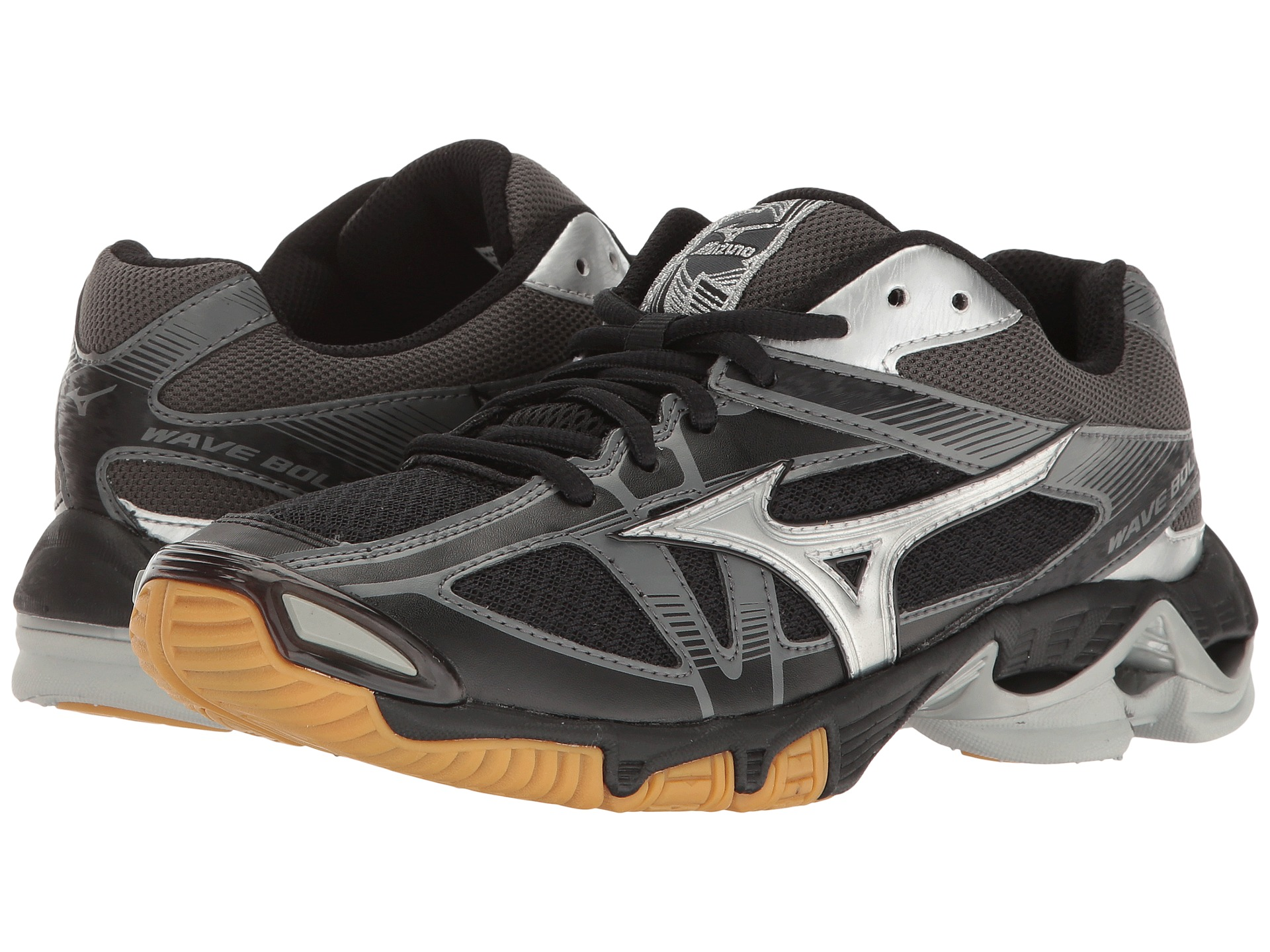 Mizuno volleyball shoes wave bolt