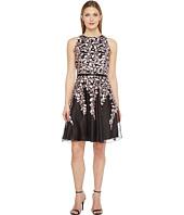 Bcbgmaxazria Jaya Pleated Sleeveless Dress Black Clothing