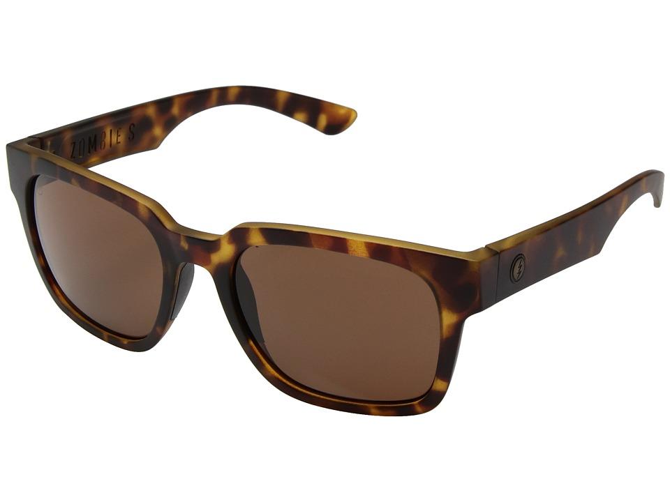 1136dac8b8 EE16813939 EE16813939 Electric Eyewear - Zombie S (Matte Tortoise OHM Bronze)  ...