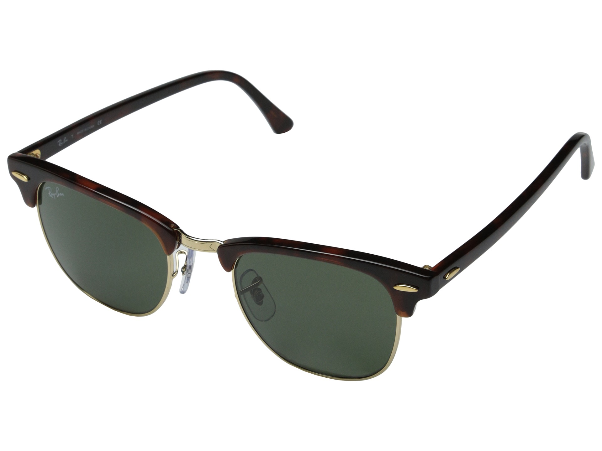 ray ban rb3016 clubmaster 49mm free shipping both ways. Black Bedroom Furniture Sets. Home Design Ideas