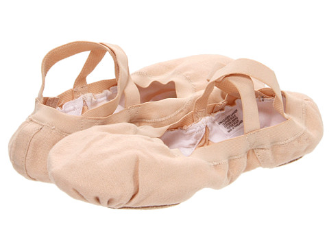 Bloch Ballet Shoes Width Sizing