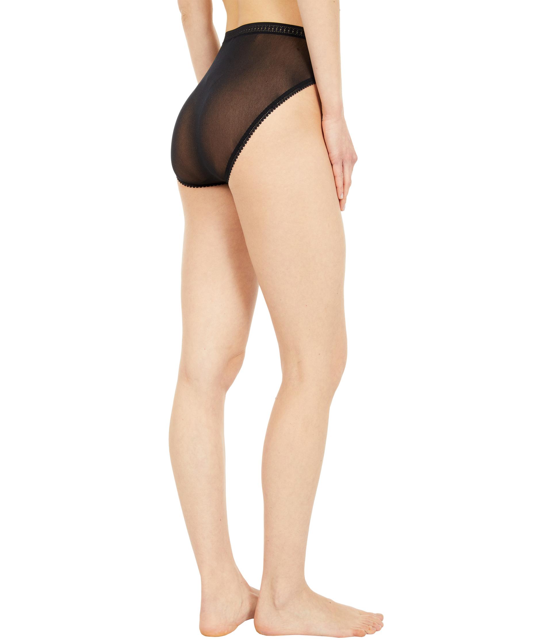 Back 100 nylon panty cumshot 2