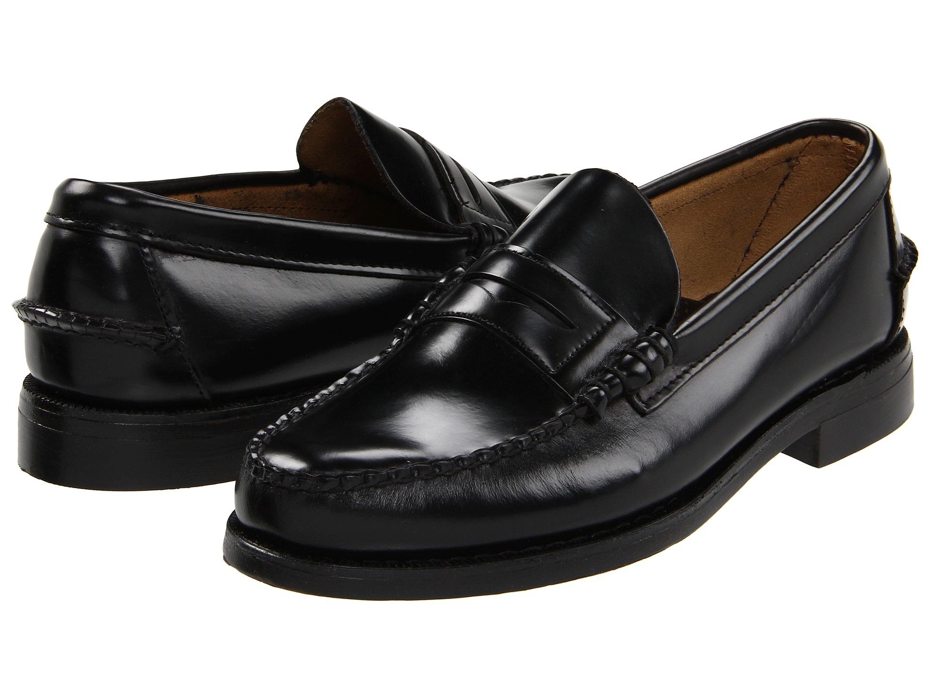 Sebago Black Shoes