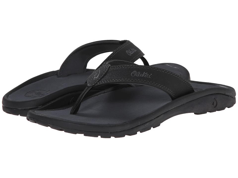 192a0f5940a092  65.00 More Details · OluKai - Ohana (Black Dark Shadow) Men s Sandals