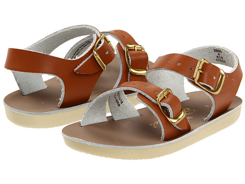 Salt Water Sandal By Hoy Shoes Sun San Sea Wees Infant Toddler Tan Zappos Com Free