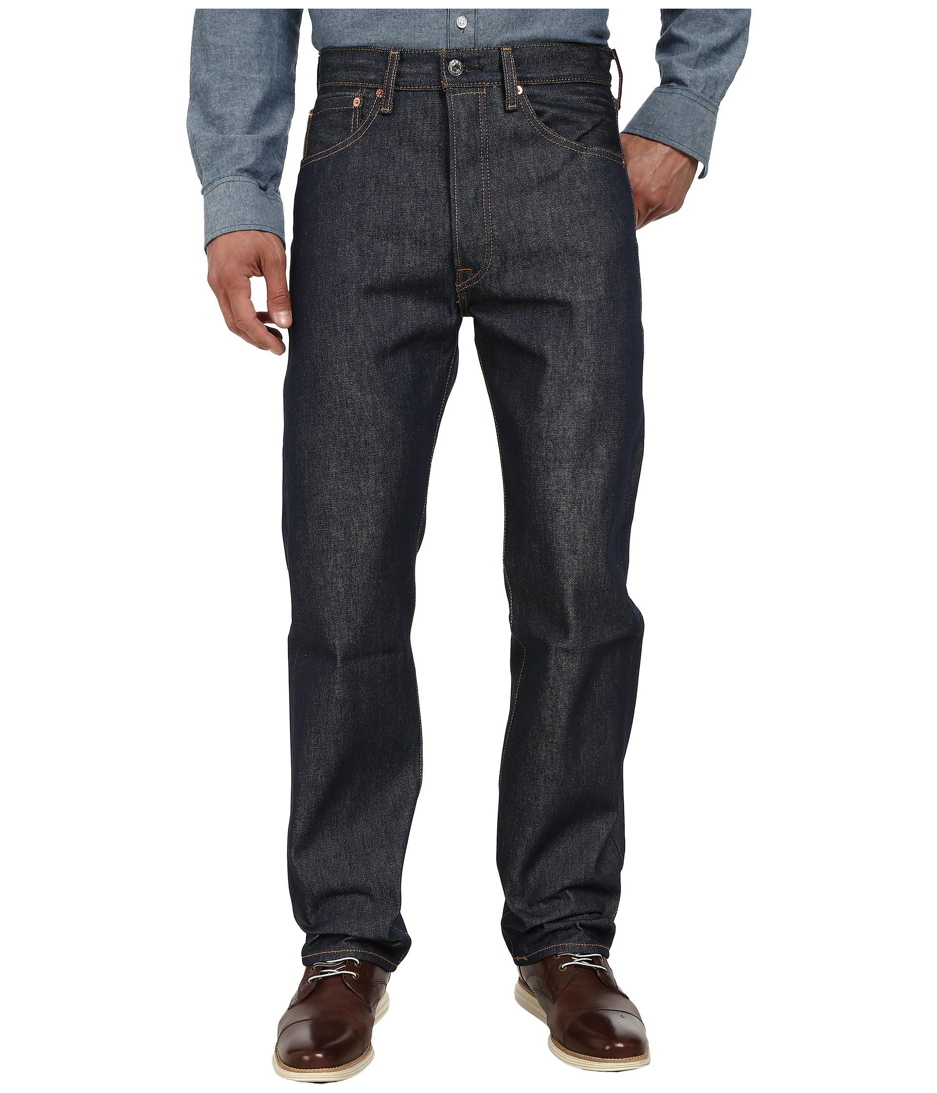 levi 39 s mens 501 original shrink to fit jeans at. Black Bedroom Furniture Sets. Home Design Ideas