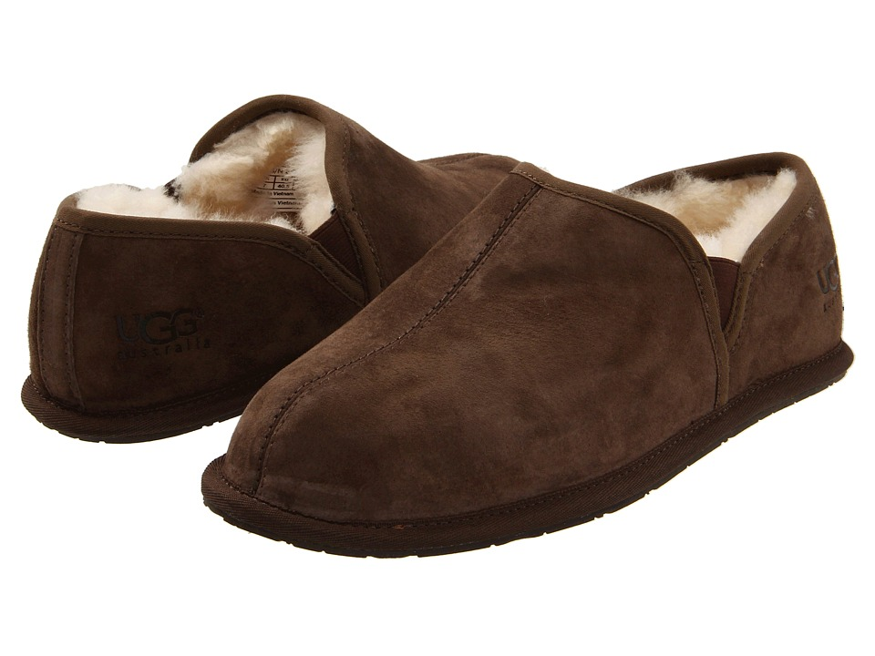 4f9e138ff79 Ugg Scuff Romeo Ii Chestnut Suede - cheap watches mgc-gas.com